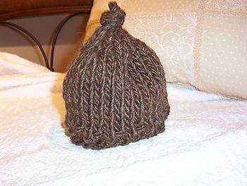 Brown Dulaan Hat