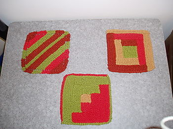 Baby Blanket Squares