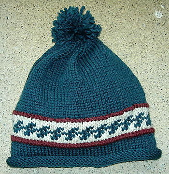 Variation on Amber Hat
