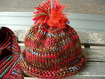 Hat for Soaring Eagles Project