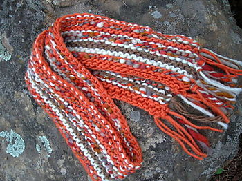 Another Child's Scarf