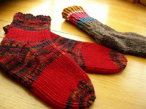 More Dulaan Socks