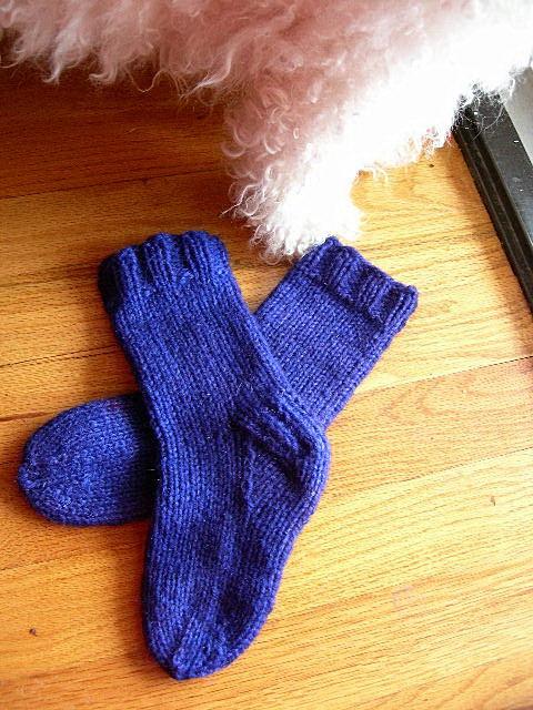 Thick Kids' Socks For Dulaan
