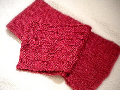 Red Scarf 2010.1