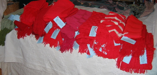 51 Scarves from RSVP Group, Burbank, CA